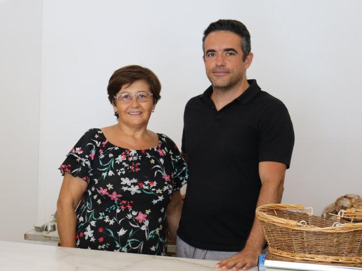 Tiago Santos e Maria Isabel Sousa, Mercearia Castiça